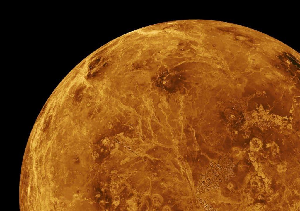 科学研究发现金星可能存在生命?